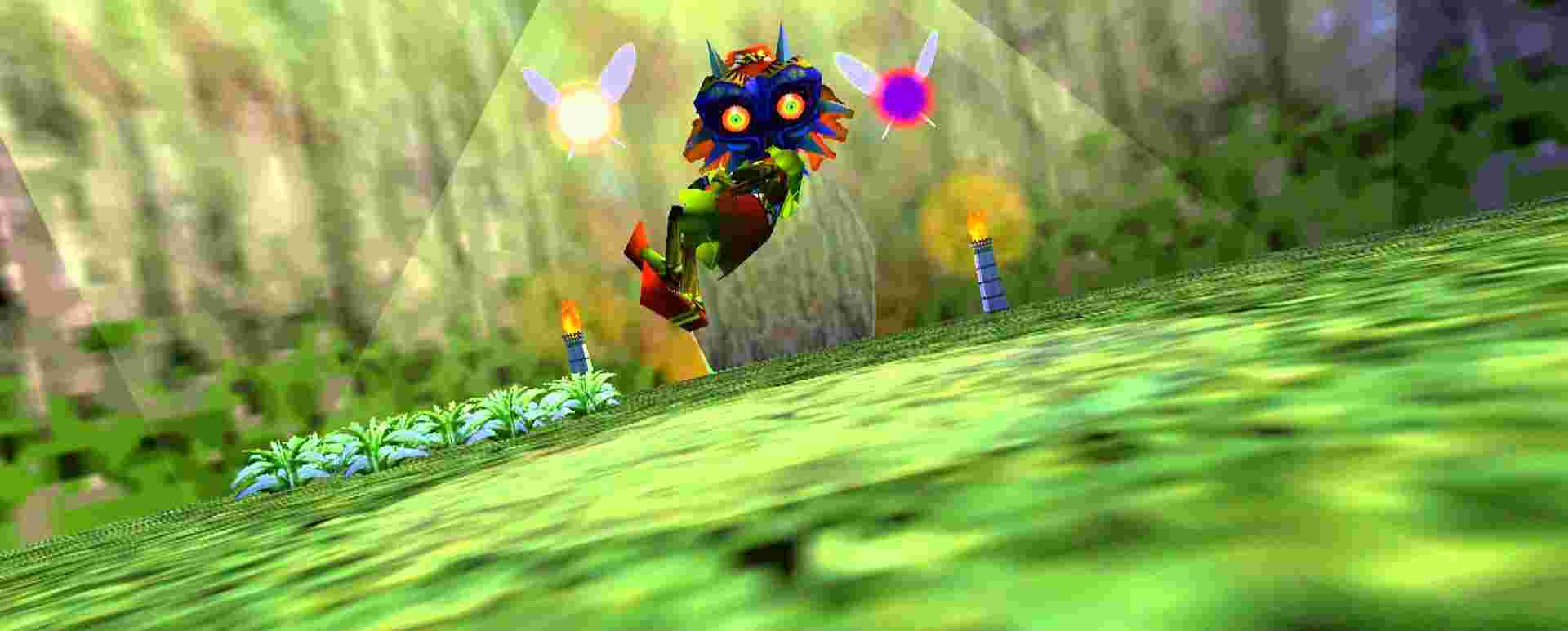 Нінтендоспектива — The Legend Of Zelda: The Majora's Mask