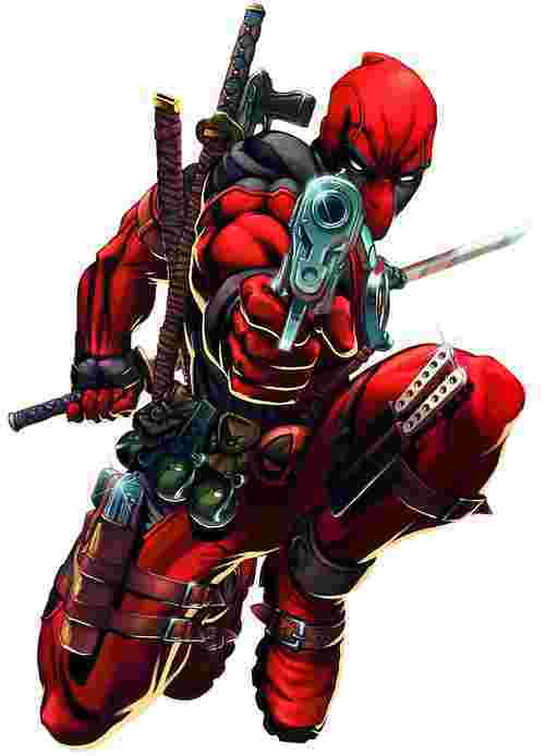 Deadpool Weapon