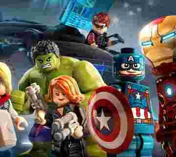 Огляд LEGO Marvel Avengers | Обзор | Review