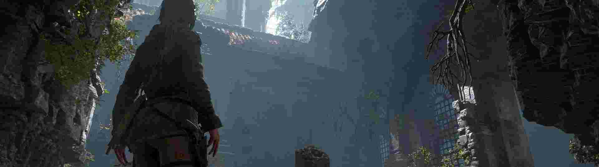 Rise of the Tomb Raider Windows Store
