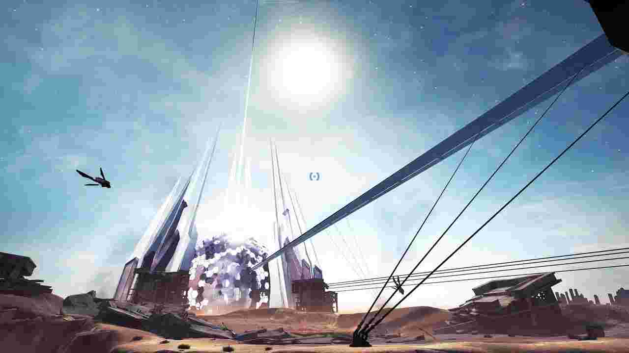 Demaged Core від High Voltage Games