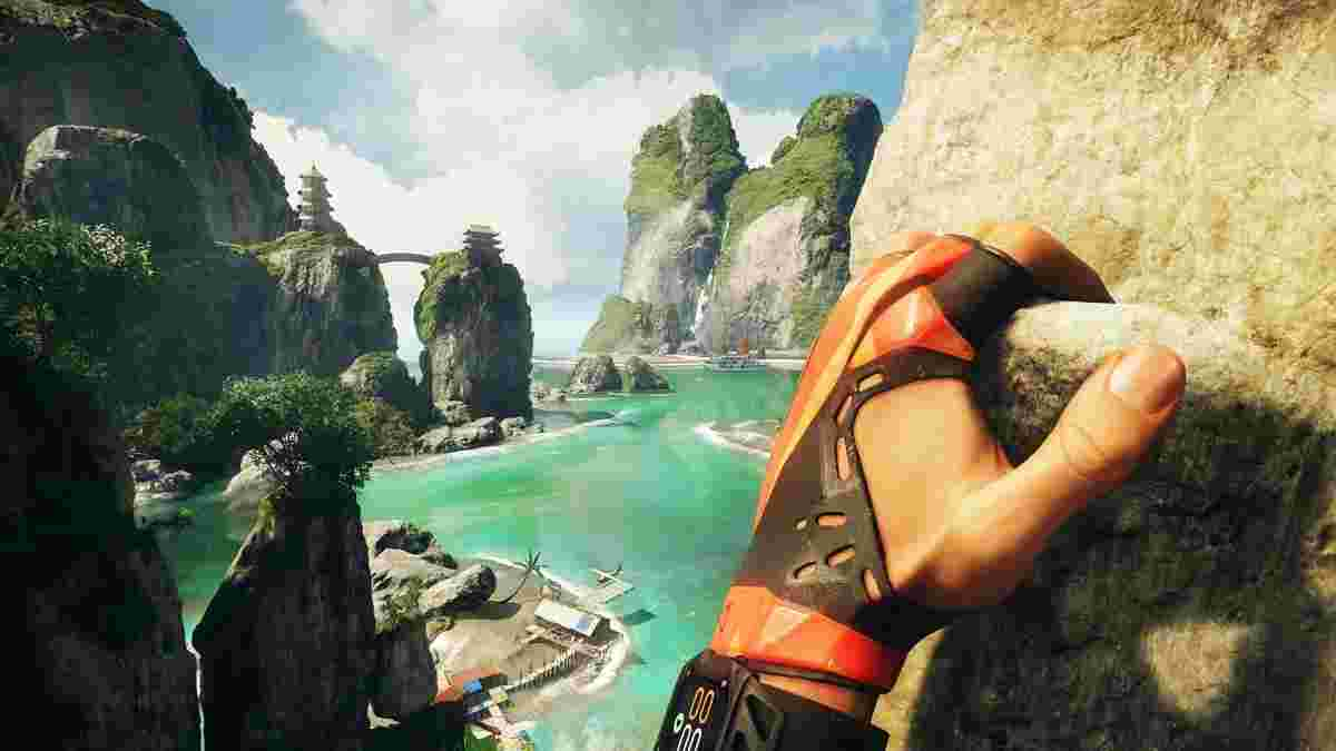 The Climb від Crytek