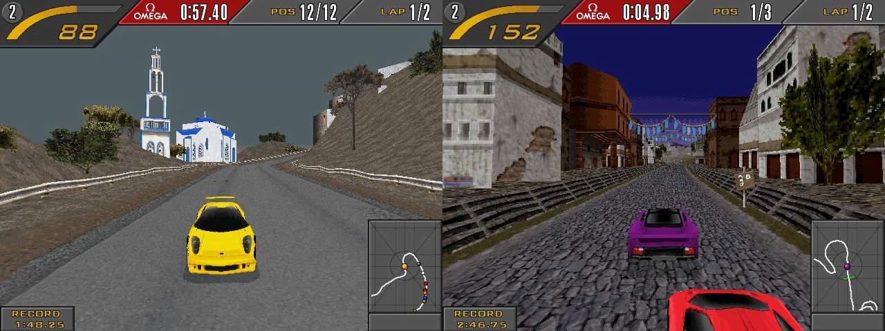 Need For Speed 2 (1997) | Історія серії NFS