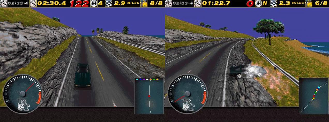 The Need For Speed (1994) | Історія серії NFS