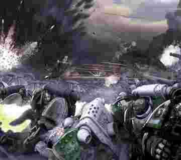 Warhammer для чайників #11 | 40,000 | Історія всесвіту