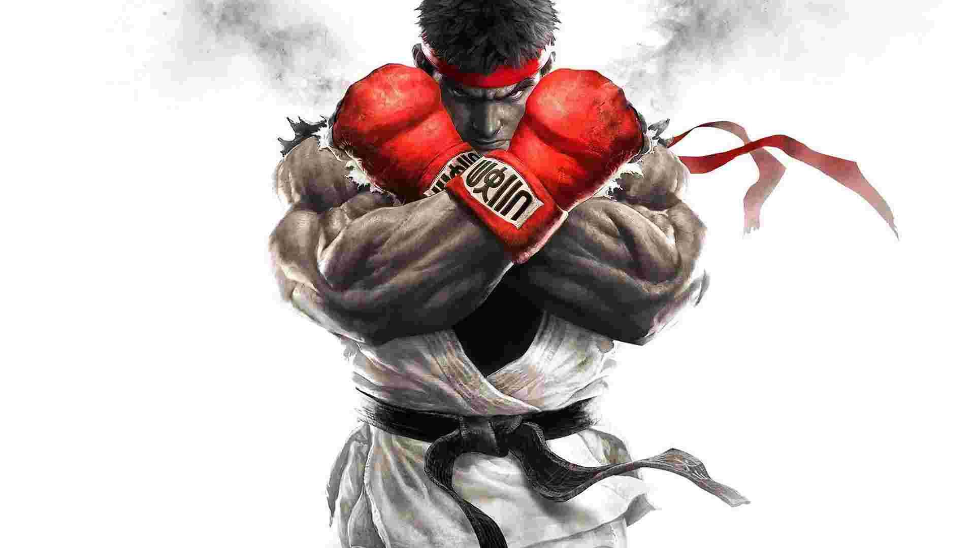Огляд Street Fighter V | Обзор | Review