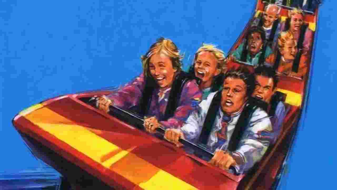 Ретро-огляд Theme Park або 16-бітна Школа Бізнесу