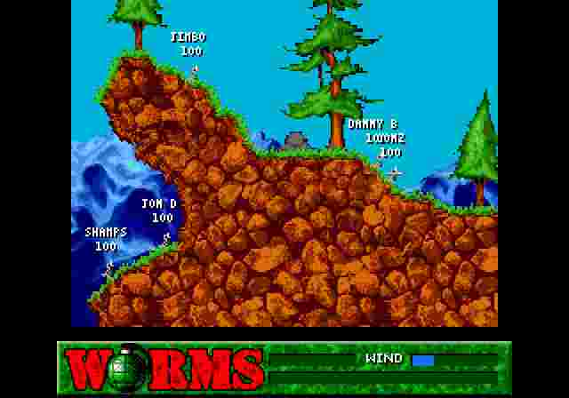 WORMS (1995)