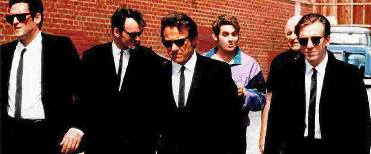 Скажені пси / Reservoir Dogs