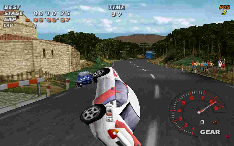 Історія серії Need for Speed. Частина 2 [V-Rally 1,2]