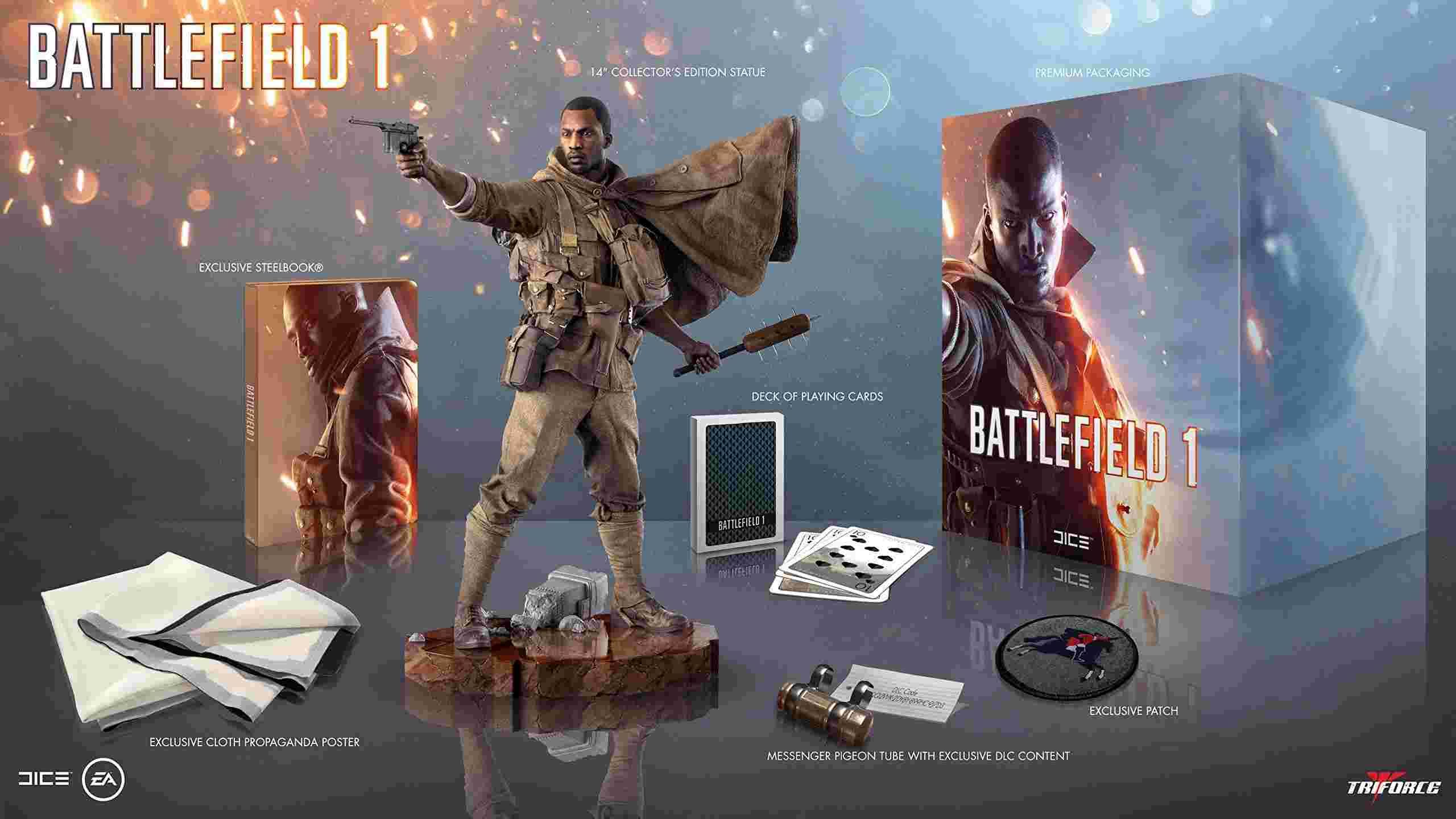 Колекційне видання Battlefield 1