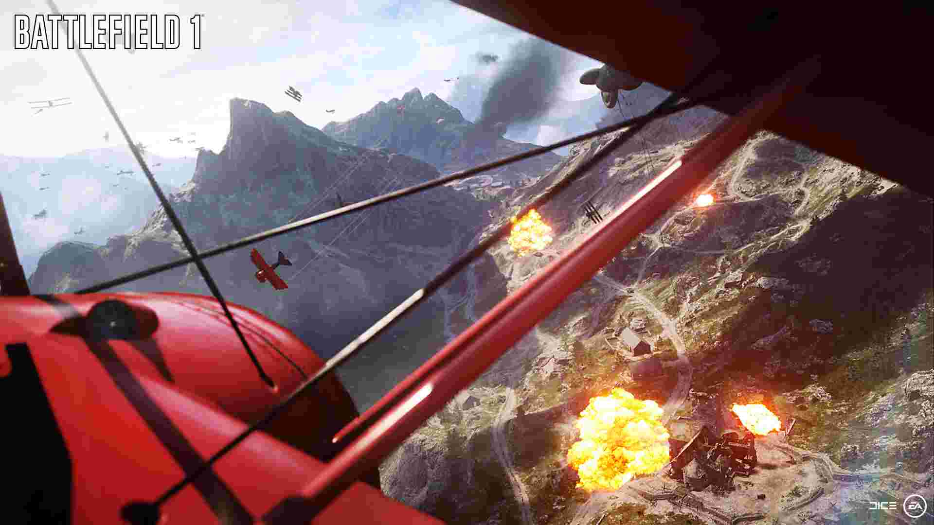 Скріншоти Battlefield 1 | Screenshots