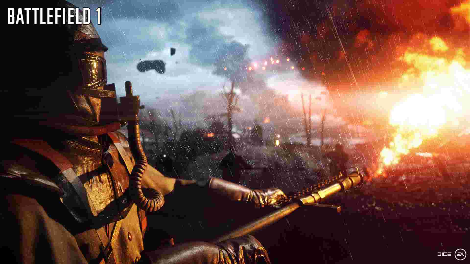 Скріншоти Battlefield 1 | Screenshots