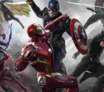 Огляд фільму Перший месник: Протистояння / Captain America: Civil War