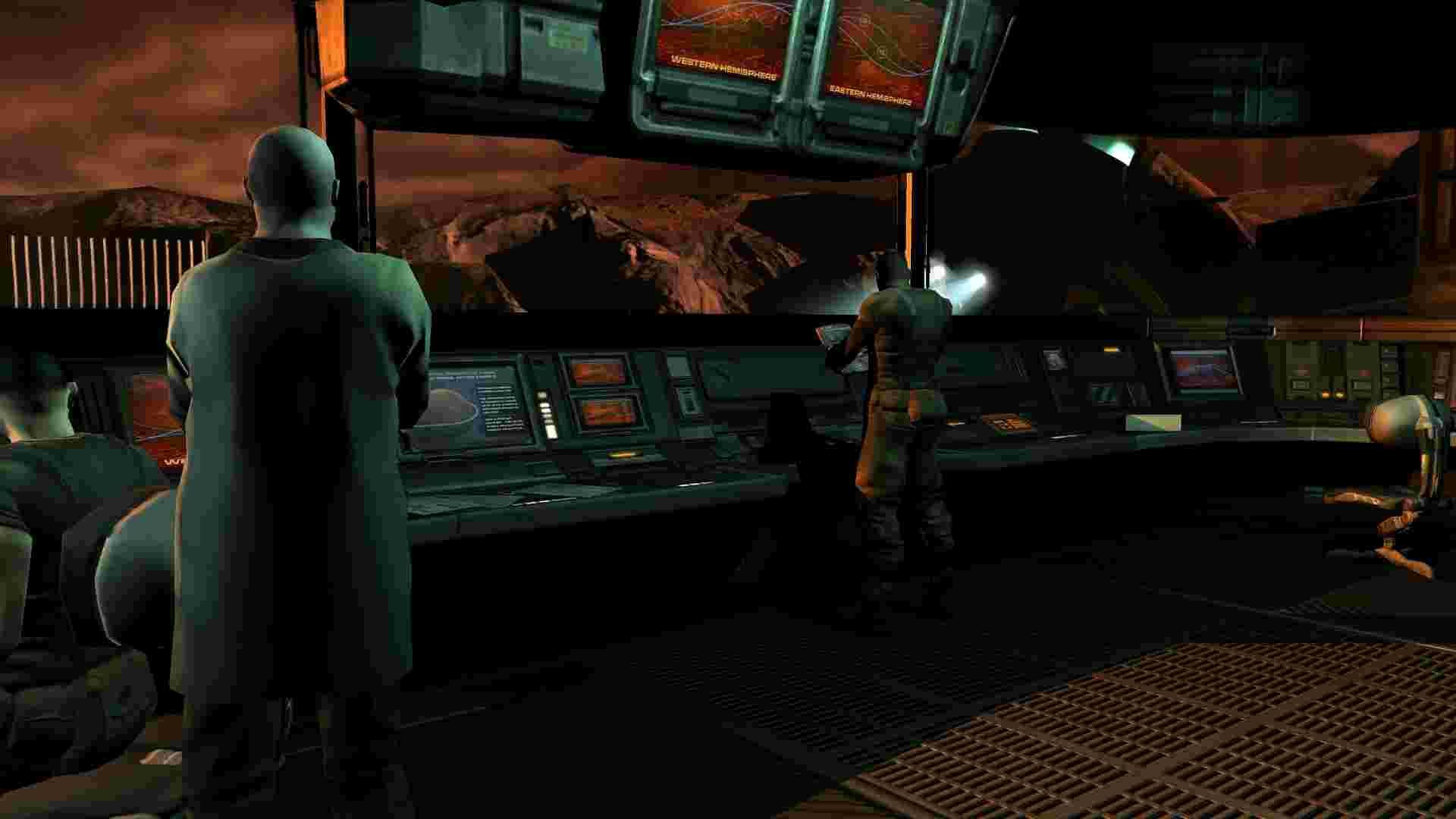 Ігрові заставки, зроблені на рушії, приємно вражали (скріншоти у цьому огляді зроблені з HD-римейка)
