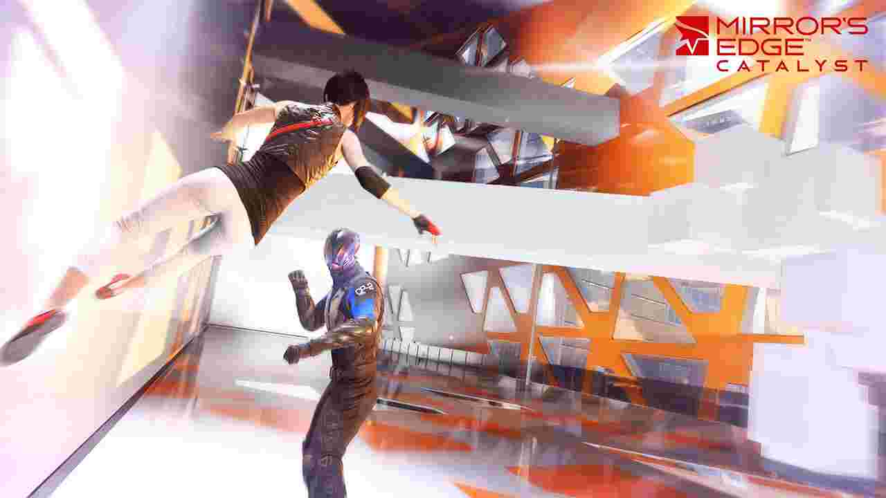 Огляд Mirror's Edge Catalyst