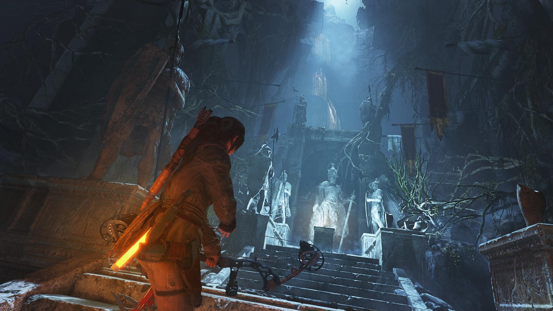 Gamesradar tomb raider mod nude scene