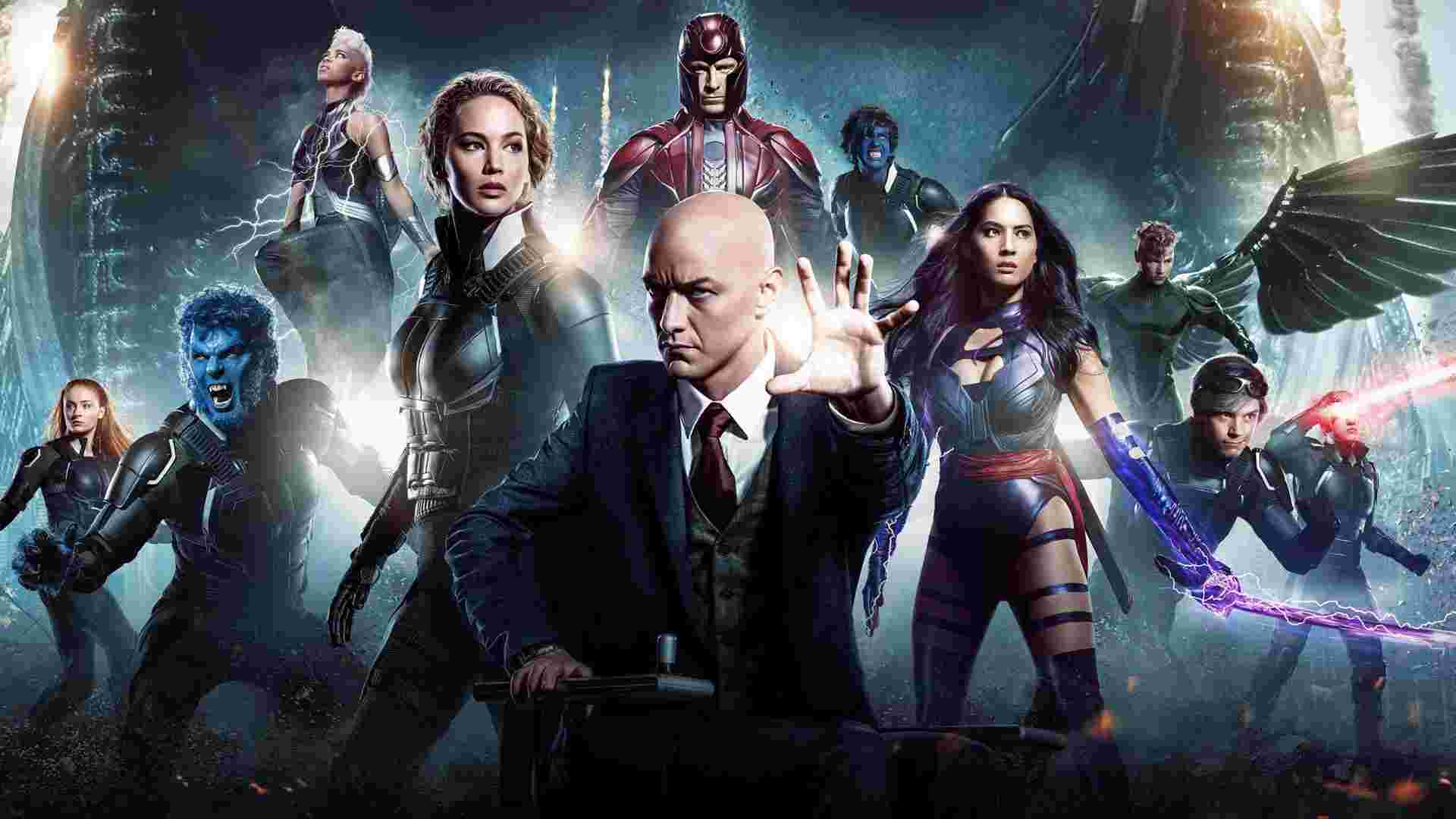 Огляд фільму Люди Ікс: Апокаліпсис | Обзор