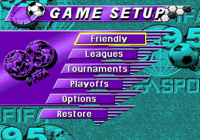 Ретроогляд FIFA Soccer 95