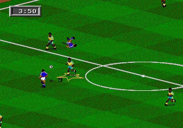 Бразилія в атаці