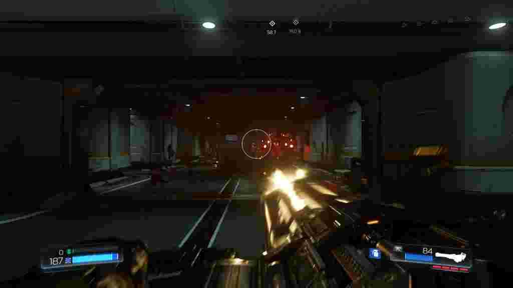 Стрільба в Doom нерідко виглядає, як свято