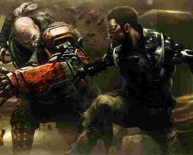 Deus-Ex-Mankind-Divided-Fighting-Wallpaper