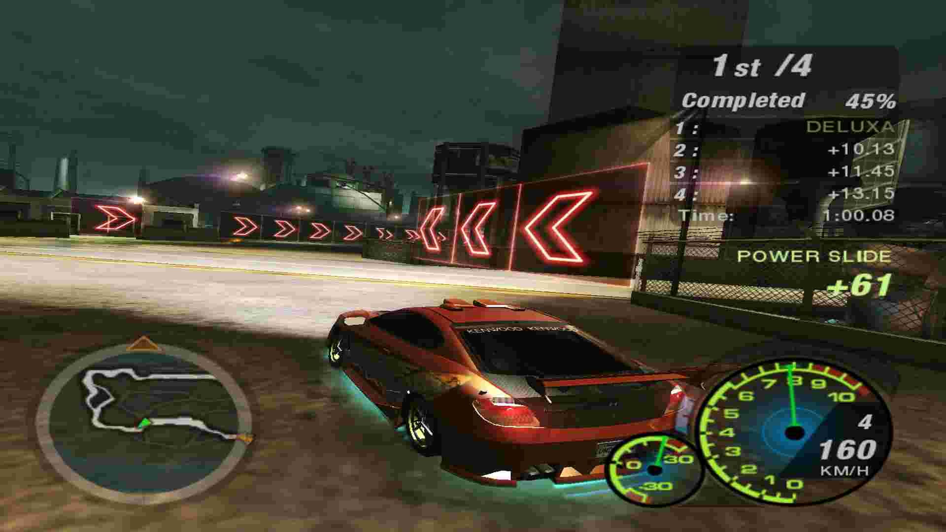 Історія серії Need for Speed. Частина 4 [Underground 1,2]