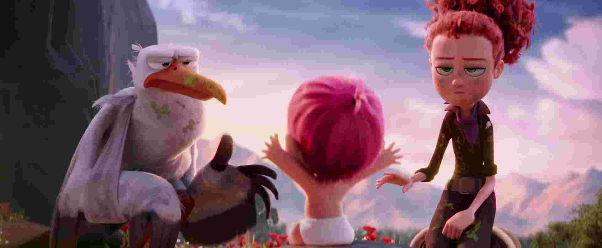 мультфільм Лелеки / Storks
