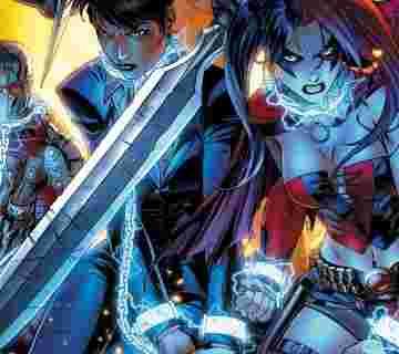 Suicide Squad Comics / Загін самогубців у коміксах