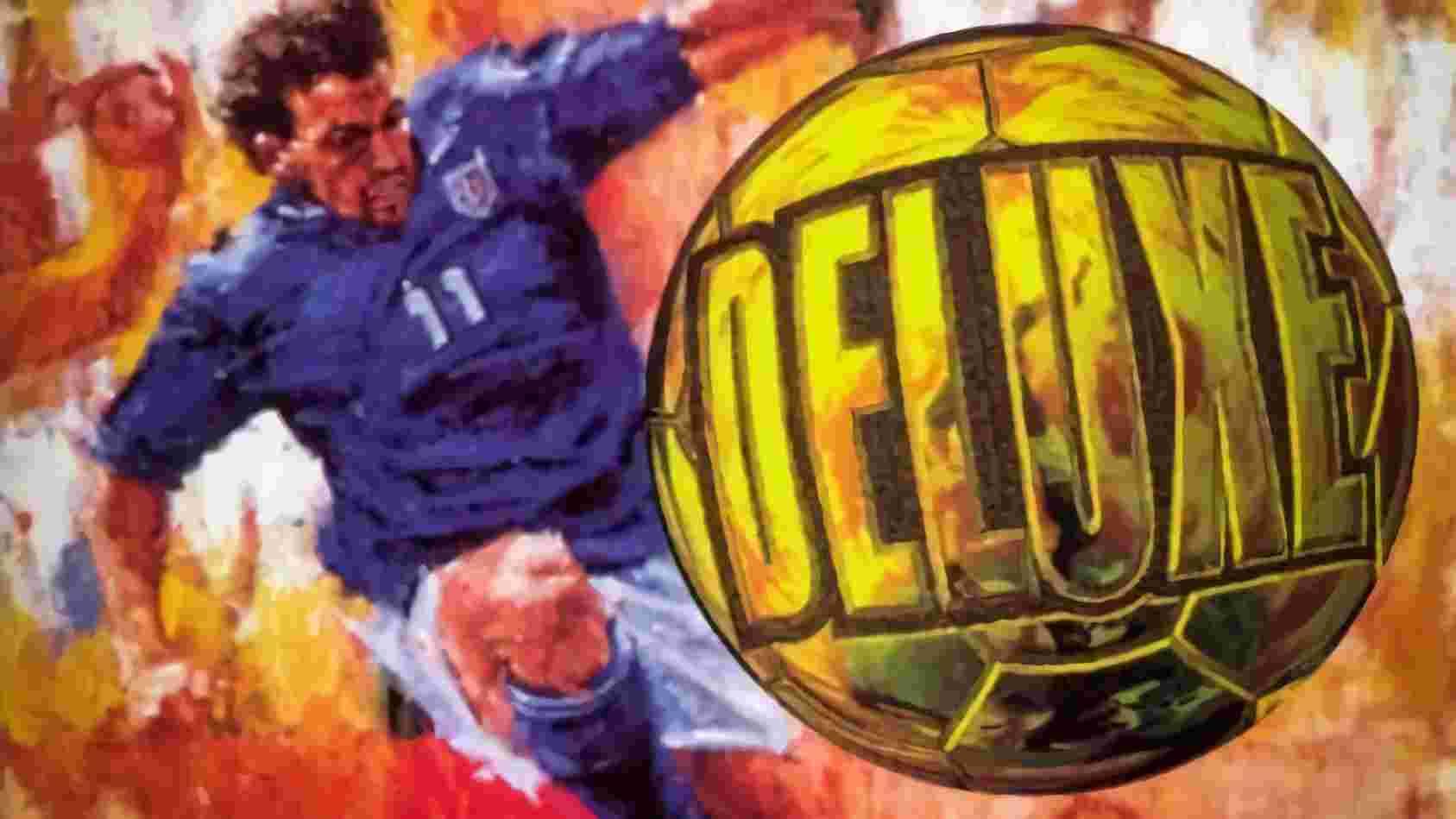 International Superstar Soccer Deluxe