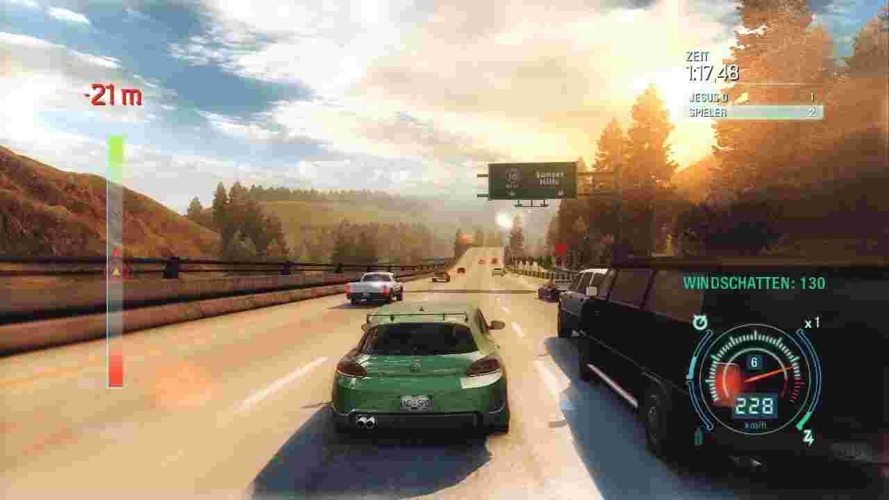 Need for Speed: Undercover | Screenshots
