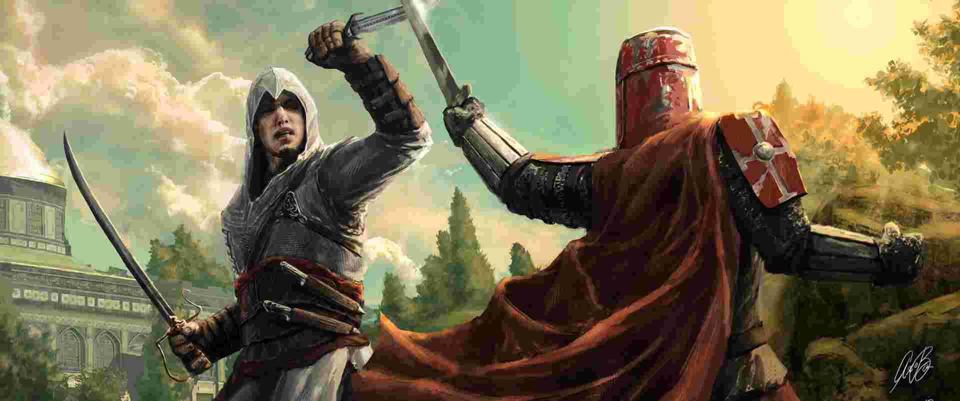 Assassin vs Templar