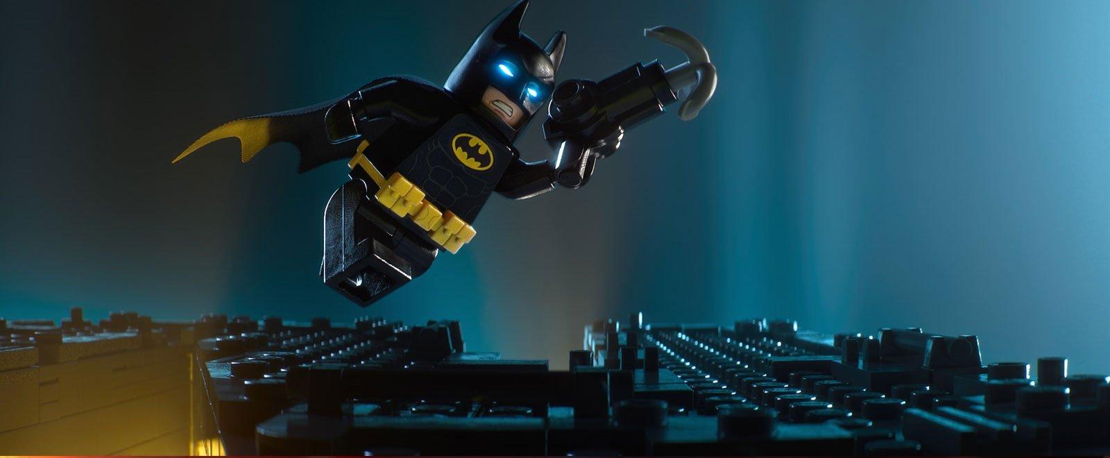 The LEGO Batman Movie / Lego Фільм: Бетмен