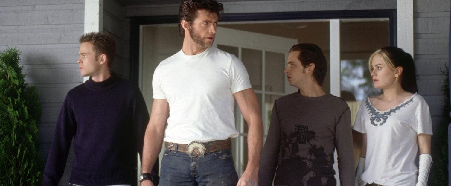 Люди Ікс 2 / X2 (2003)