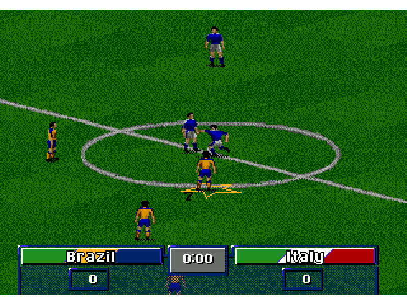 FIFA 98: Road to World Cup