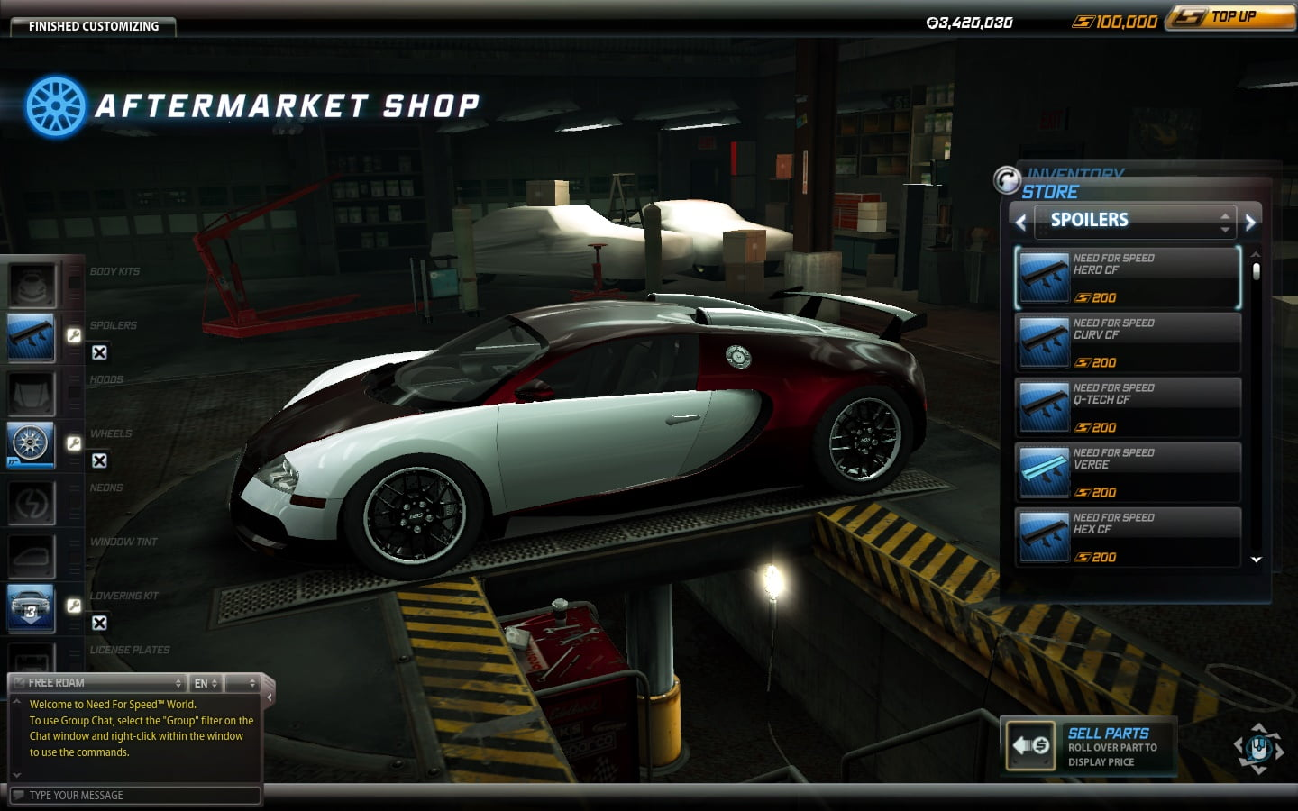 Need For Speed: World | NFS