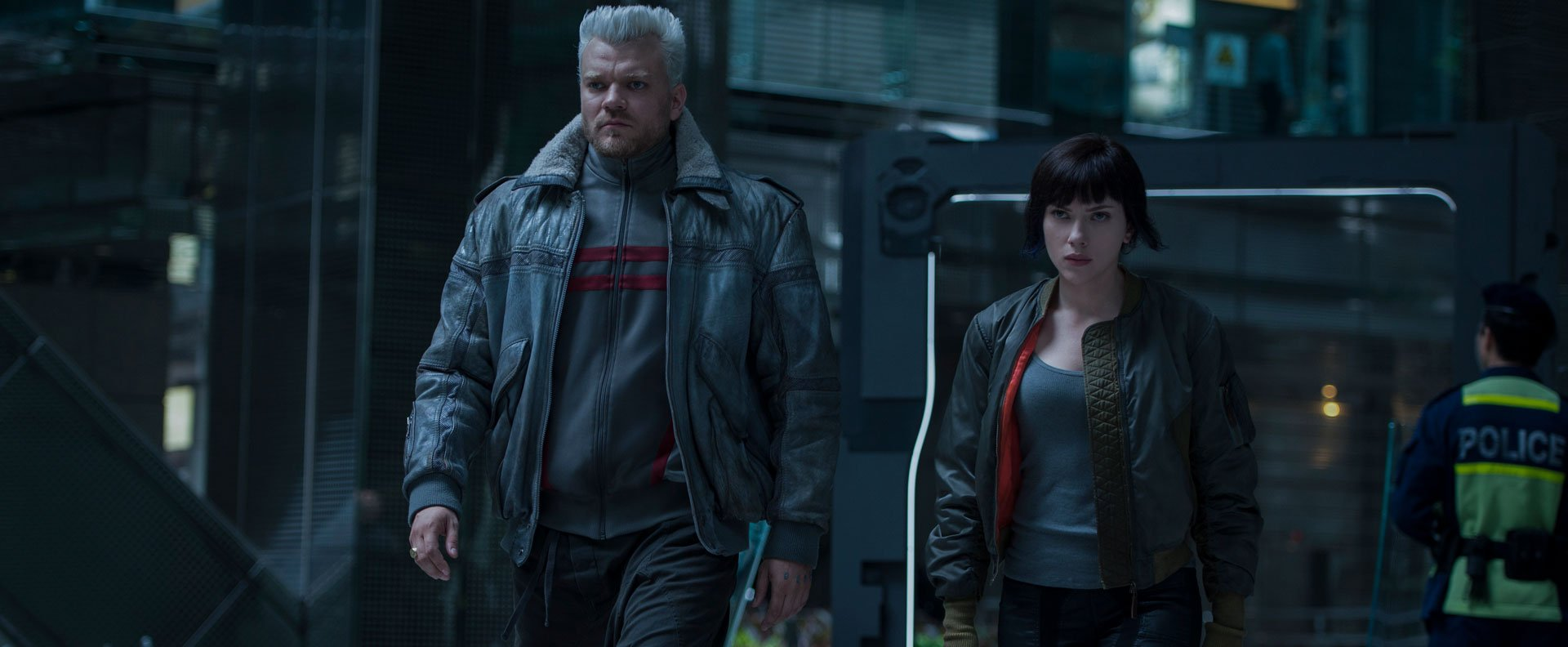 Привид у броні / Ghost in the Shell (2017)