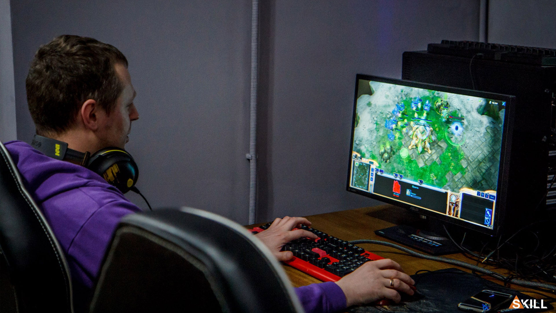 Skill LAN Open | WhiteRa