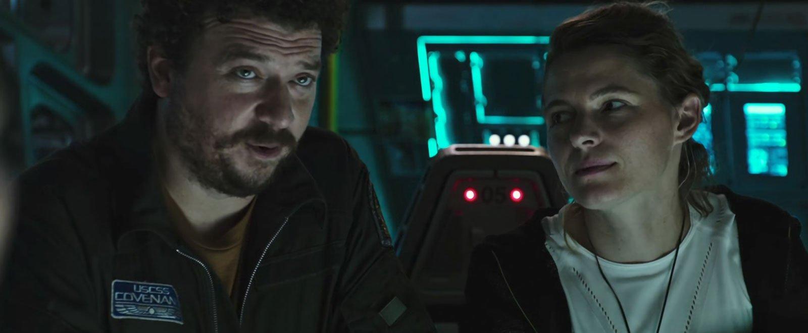 Денні Макбрайд | Чужий: Заповіт / Alien: Covenant (2017)