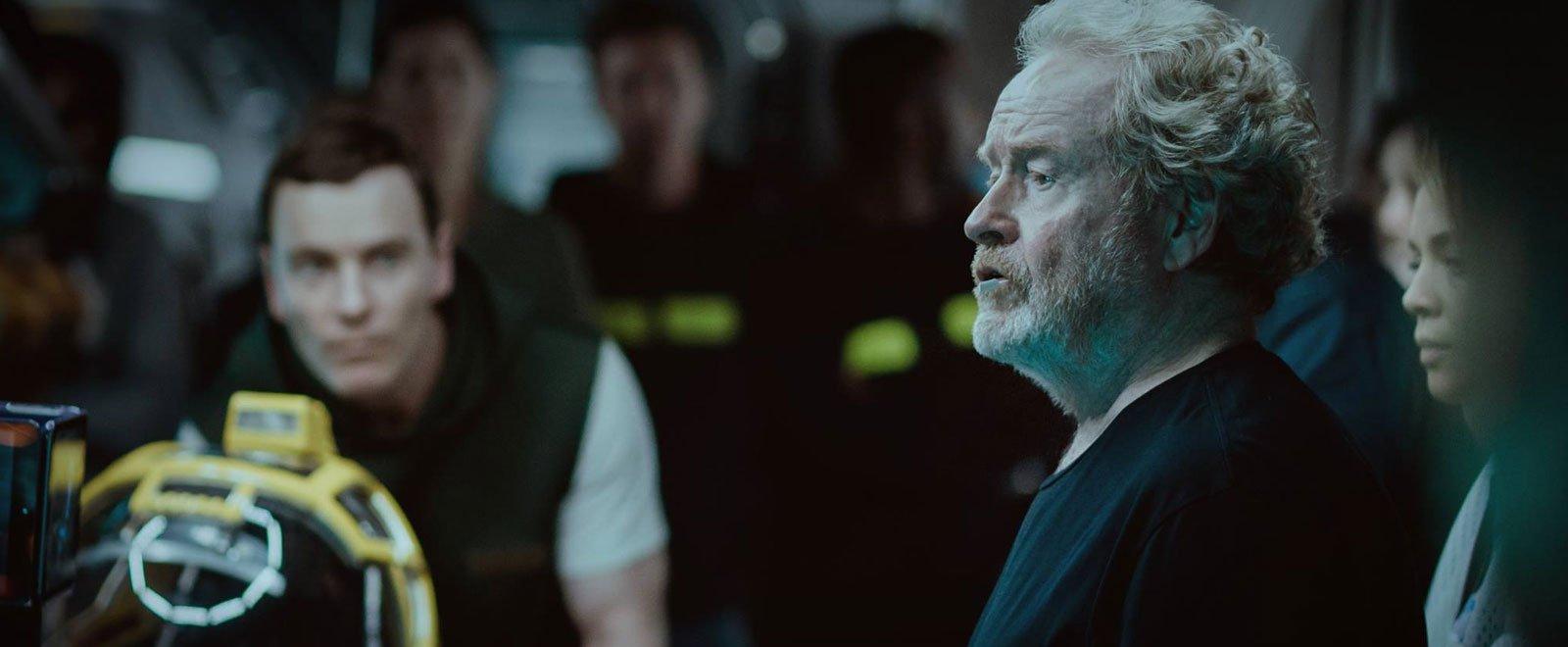 Рідлі Скотт | Чужий: Заповіт / Alien: Covenant (2017)