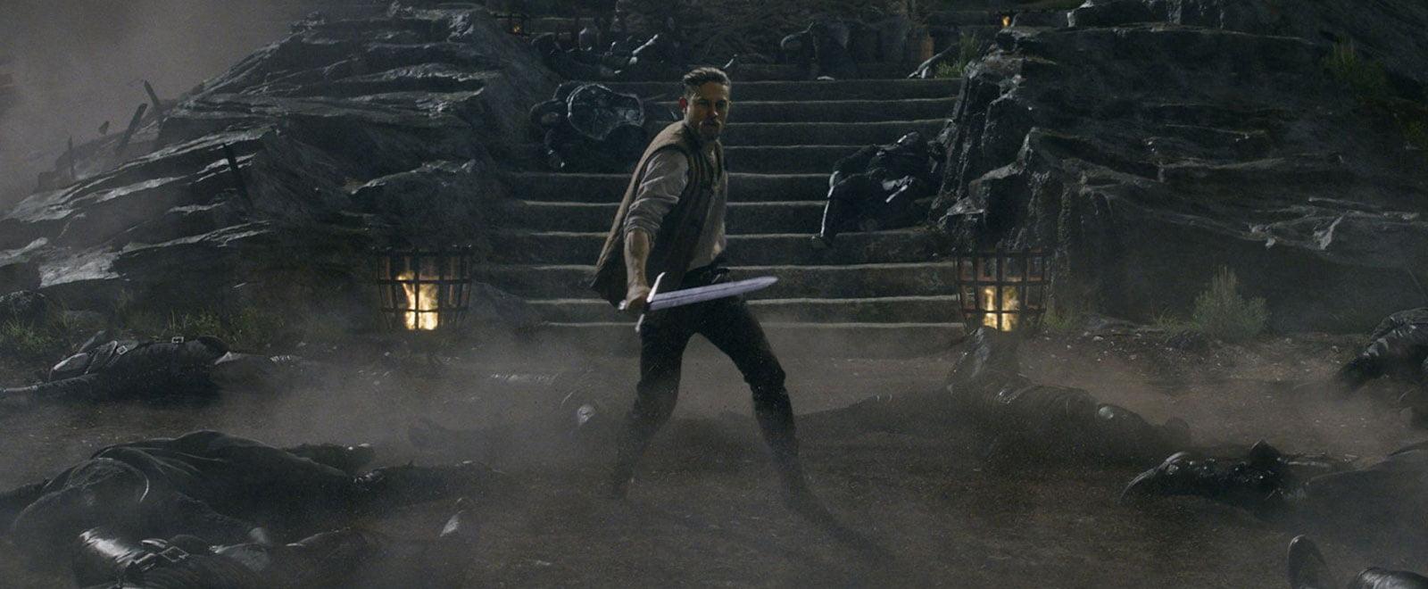 Король Артур: Легенда меча / King Arthur: Legend of the Sword (2017)