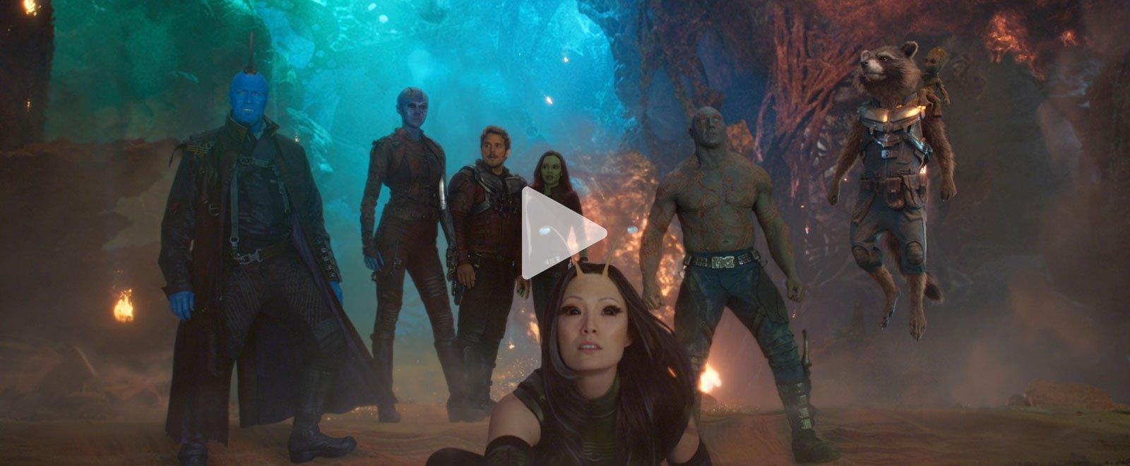 Вартові Галактики 2 / Guardians of the Galaxy Vol. 2 (2017)