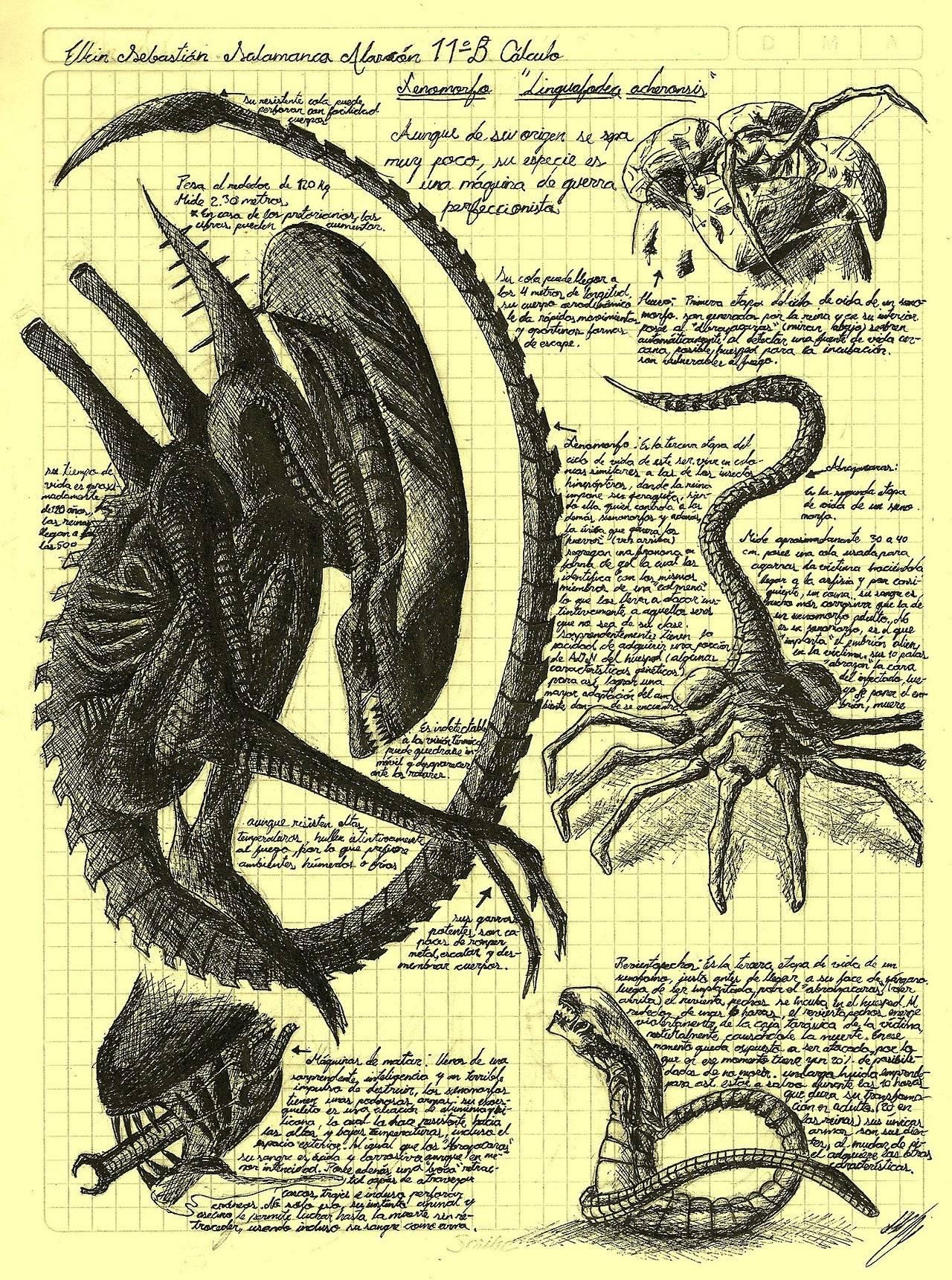 Чужий / Alien