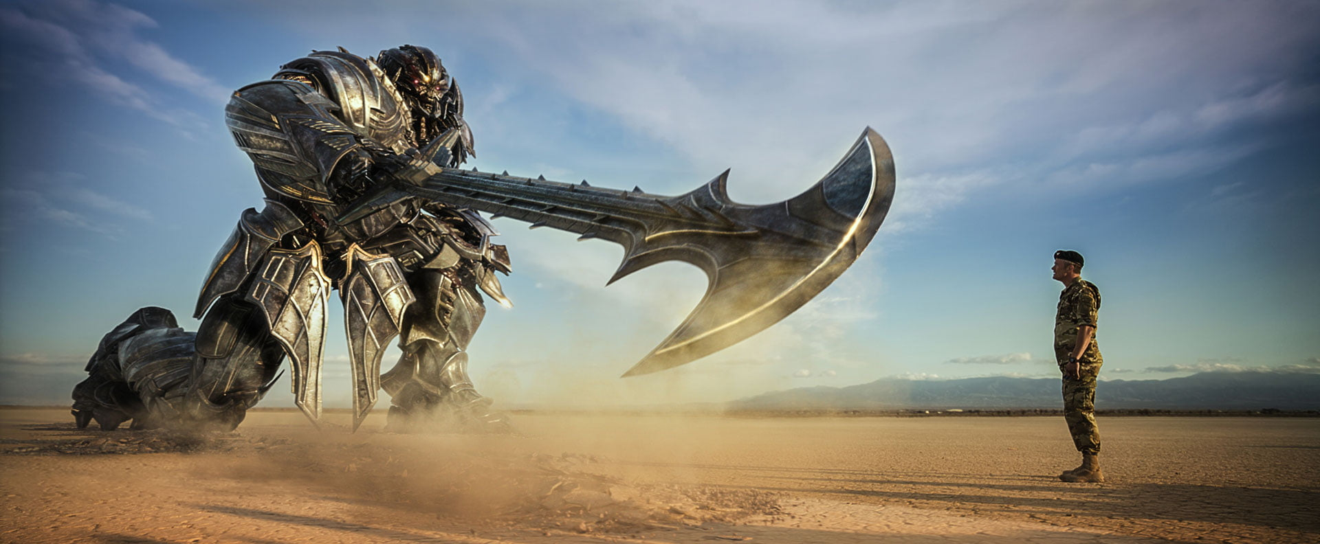 Трансформери: Останній лицар / Transformers: The Last Knight (2017)
