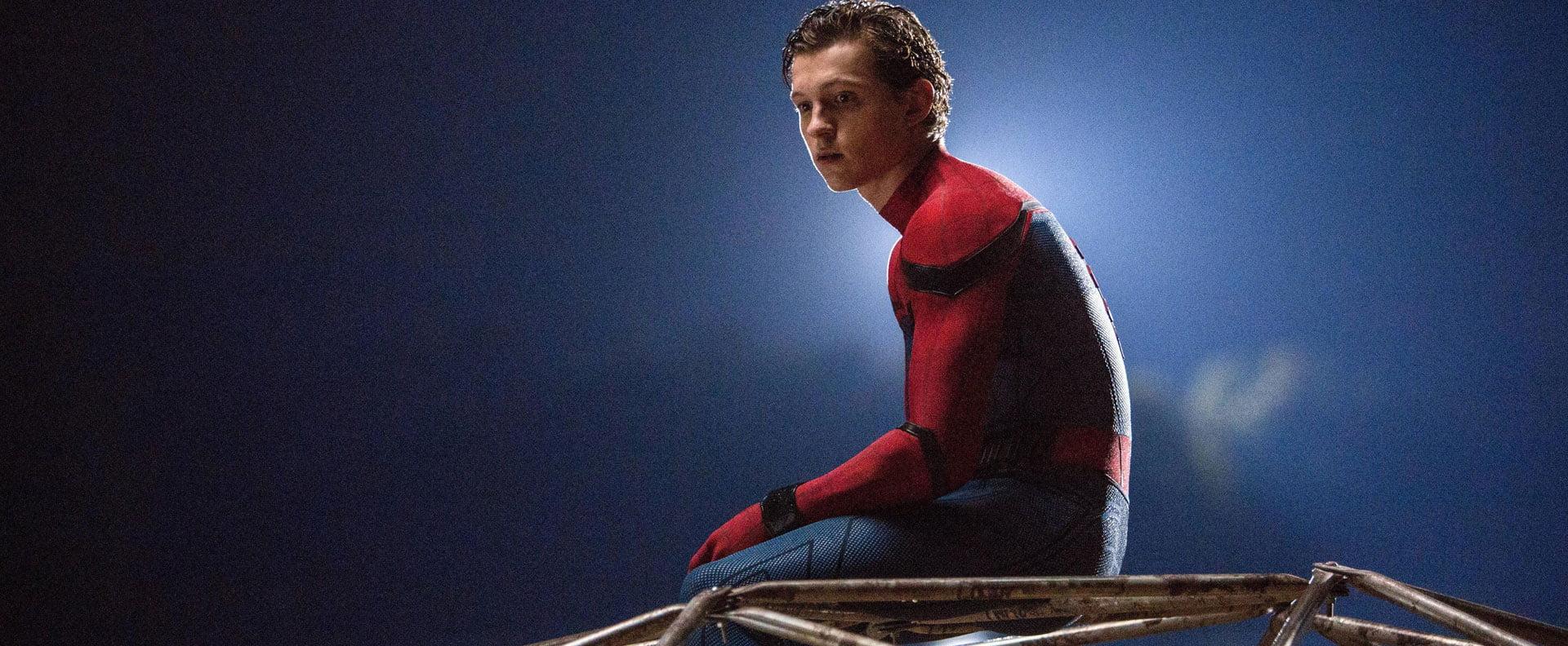 Людина-павук: Повернення додому / Spider-Man: Homecoming (2017)
