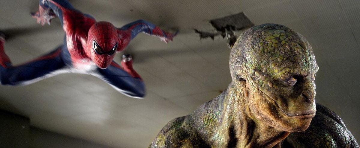 Нова Людина-павук / The Amazing Spider-Man (2012)