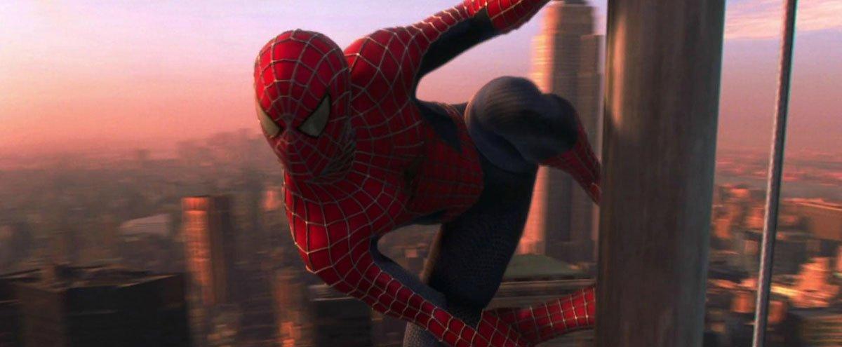 Людина-павук / Spider-Man (2002)