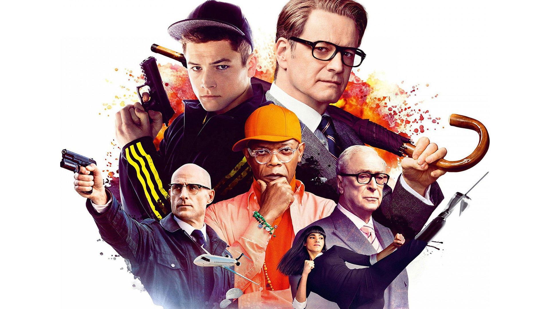 Kingsman: Таємна служба / Kingsman: The Secret Service (2014)