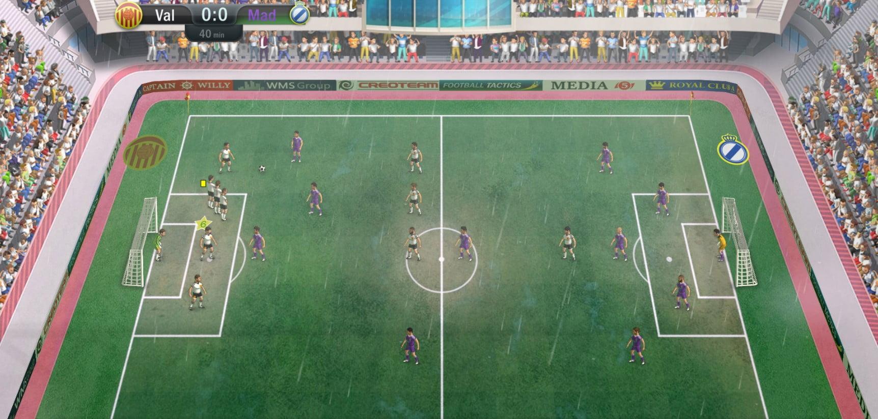 Football Tactics Nepomirno Rozroslas Zavdyaki Novomu Onovlennyu Playua