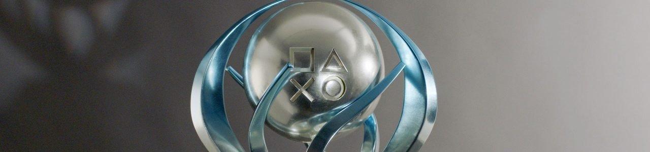 PS4 Platinum Trophy